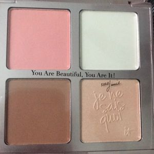 it cosmetics Makeup - It Cosmetics Your Complexion Perfection PaletteNIB